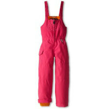 686 Girls Recess Bib Snowboard Pant (L) Raspberry