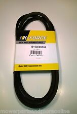 "Transmission Drive Belt John Deere GX20006, L110-L145 mowers with 42"" & 48"" deck"