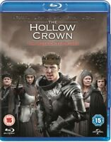 The Hollow Crown - The Wars Of The Rose - Completo Mini Serie Blu-Ray Nuovo Blu
