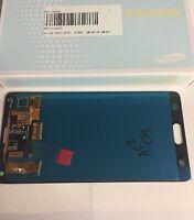 Genuine Samsung Galaxy Note 4, N910 F  Lcd Assembly Black UK Stock VAT Inc.