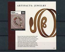 Mayreau Grenadines St Vincent 2015 neuf sans charnière artefacts bijoux 1v s / s bracelet en pierre