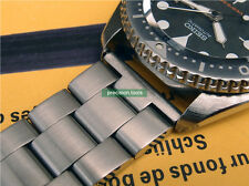 Straight End 22mm Stainless Steel Oyster Replacement Bracelet For SKX007 SRP773