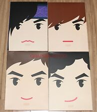 LEE MIN HO MY EVERYTHING OFFICIAL GOODS 4 PAPER TOY SET NEW