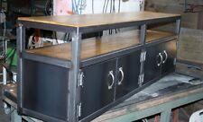Meuble TV  meuble  industriel industriel loft tendance vintagé