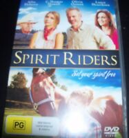 Spirit Riders (Allie Deberry C Thomas Howell) (Aust Reg 4) DVD – Like New