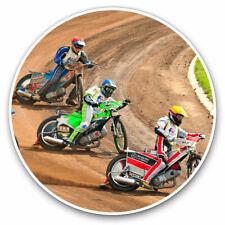 Color /& Talla Elección * Mc /_ MSC AJS Motocicleta//MOTO STICKER//DECAL