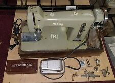 INDUSTRIAL STRENGTH NECCHI BF SEWING MACHINE GOOD WORKING CONDITION