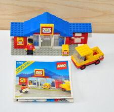 Lego Città 6362 Ufficio Postale Post Office 1982