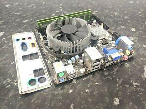 Intel Core i3-2120T @ 2.60GHz 4GB DDR3 Ram MSI H61I-E35 (B3) Tested Combo EA508