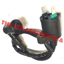 Ignition Coil For Honda Trx250r Fourtrax Atv Quad 1986 1987 1988 1989 New