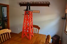 "1960s GI JOE ADVENTURE TEAM TRAINING CENTER TOWER w FOR 12"" FIGURE #J-01"