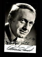 Alexander Kerst Rüdel Autogrammkarte Original Signiert # BC 64693