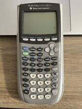 ti-84 silver edition graphing calculator