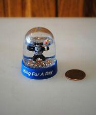 Vtg Snow Dome Globe King Kong Fay Wray King For a Day Snowdome Snowglobe