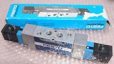 FESTO MVH-5/3E-1/4-S-B   31005  Magnetventil   OVP