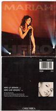 MARIAH CAREY hero CD SINGLE card sleeve
