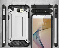 For Samsung Galaxy J7 Prime Case Shockproof Armor Protective Phone Cover