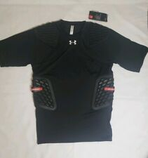 Under Armour New Protective Football Girdle Top Game Day Pads 1289084 Size Xl