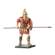 Tin Toy Soldier Macedonian Warrior metal figurine 54mm hand painted #8.27