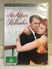 An Affair To Remember 50th Anniversary Edition Region 4 DVD Cary Grant