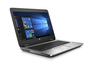 "HP ProBook 640 G2 i5 6300U 2.4GHz 8GB 128GB SSD 14"" 1920x1080"