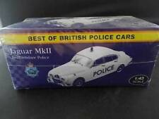 Atlas Jaguar Diecast Cars