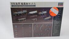 Hasegawa Japanese Navy Warship Boat Set A 1/350th scale Model Kit P/N: 5858