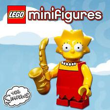 Lego Minifigurine Série Simpson 1 - Ned Flanders