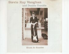 CD STEVIE RAY VAUGHAN	blues at sunrise	EX+  (A4231)