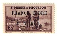 St. Pierre & Miquelon Scott# 235* MH