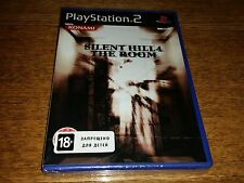 Silent Hill 4: The Room (Sony PS 2, 2004) - European Version NewSealed Pal