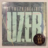 Uzeb Between The Lines SEALED with HYPE STICKER jazz fusion