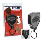 "Retractable KEY-BAK Super48 36"" Belt Clip Heavy Duty Kevlar Cord Key Chain"