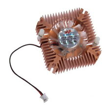 Latest Cooling Fan Heatsink Cooler For CPU VGA Video Card DMX
