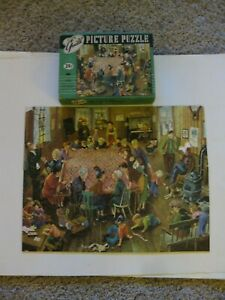 "Vintage - GUILD ""Quilting Party"" 304 Piece Puzzle - Whitman Publishing CO"