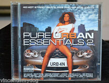 Pure Urban Essentials Vol. 2 (40 Hot Street Beats, R&B & Hip Hop Joints)