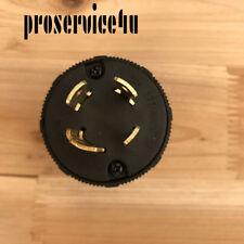 NEMA L20-30P Power Locking Twist-Lock Plug 30A 347/600V 3 Phase L20-30