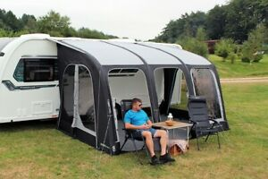 Outdoor Revolution Sportlite Air 400 Inflatable Caravan Awning - 2021 Model -