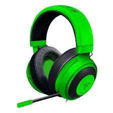 Razer Kraken Pro V2 Oval Ears Gaming Headset Grün 50mm Aluminium Mikrofon