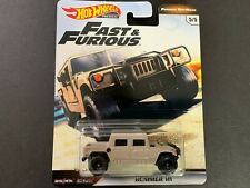 Hot Wheels Hummer H1 Fast and Furious GBW75-956D 1/64
