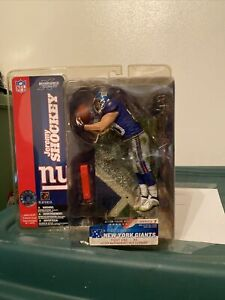 Jeremy Shockey New York Giants NFL McFarlane Variant Action Figure SERIES 7