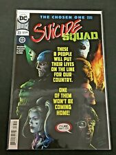 Suicide Squad #33 DC 2018 VF/NM Comics Book