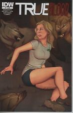 True Blood #7 comic book HBO TV show series Sookie Bill Eric cover A
