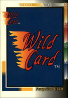 1992 Wild Card FB #s 251-460 +RC +Inserts (A1801) - You Pick - 10+ FREE SHIP