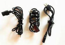 Various Power Cables (Lot of 3)