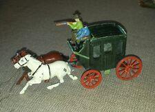 1930's JOHILLCO Toy England Lead Wild West Stagecoach