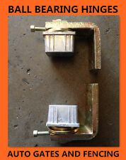 Swing Gate Heavy Duty Ball Bearing Aluminium Hinges 350 kgs - for 50x50 SHS