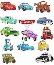 DISNEY CARS 17 disegni per macchine da per ricamo saetta mc quenn .pec .pes .hus