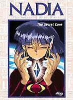 Nadia: Secret of the Blue Water Vol. 8 - The Secret Cave (DVD, 2002)