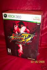 Street Fighter IV (Collector's Edition) (Xbox 360)